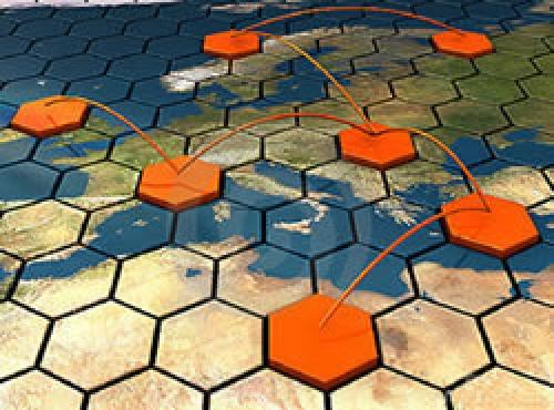 مقاله شبکه های حسگر بی سیم و روش های انتشار اطلاعات در آن Wireless Sensor Network